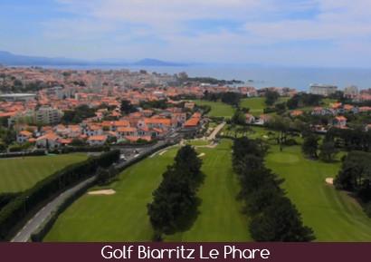 Golf Biarritz Le Phare