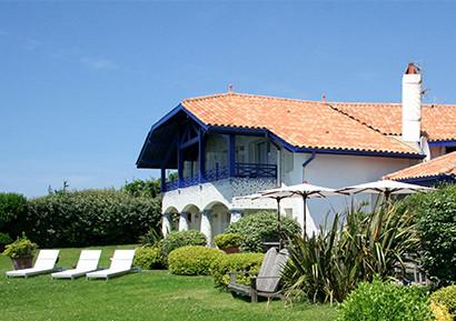Golf Hôtel Appartement Pays Basque
