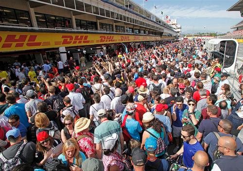 Grand Prix de Formule 1 Barcelone
