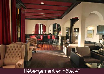 Hebergement Biarritz