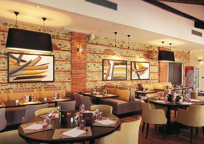 Hotel restaurant seminaire Toulouse