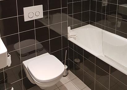 Hôtel séminaire Toulouse salle de bain