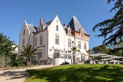 Hôtel séminaire Béziers château