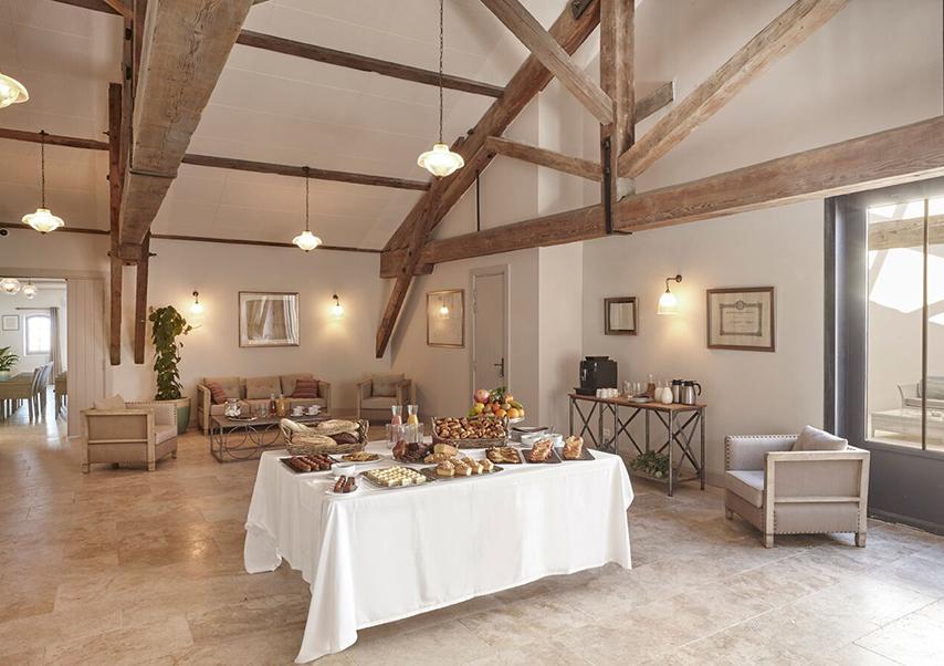 Hôtel séminaire Béziers pause café