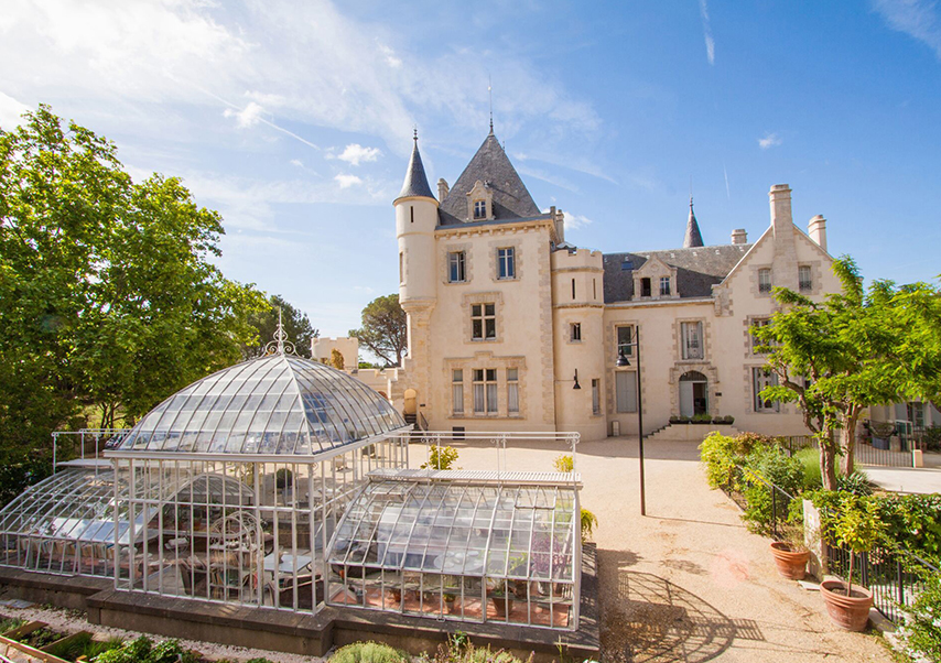 Hôtel séminaire Narbonne paysage