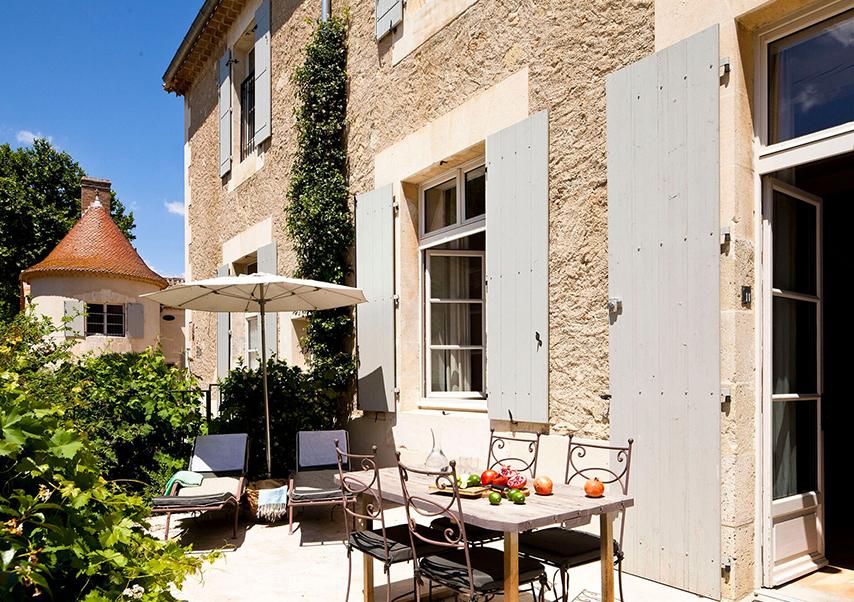 Hôtel séminaire Narbonne terrasse