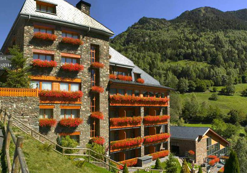 Hotel team building en Andorre