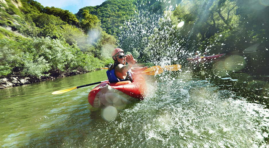 Idée activité séminaire kayak