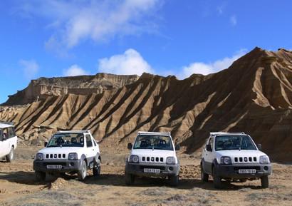 Desert Des Bardenas En 4x4 : incentive 4x4 d couverte navarre et d sert de bardenas ~ Maxctalentgroup.com Avis de Voitures
