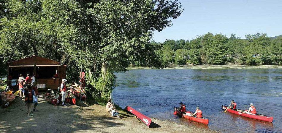 Séminaire Bergerac Incentive Canoe