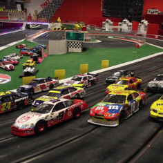 Incentive Slot Racing