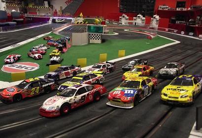 Incentive Slot Racing