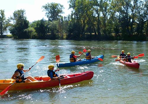 Incentive canoë kayak activité entreprise