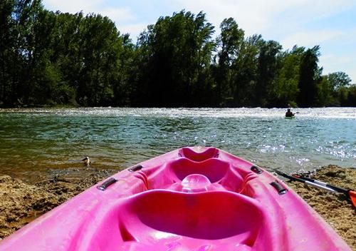 Incentive canoë kayak pour groupe