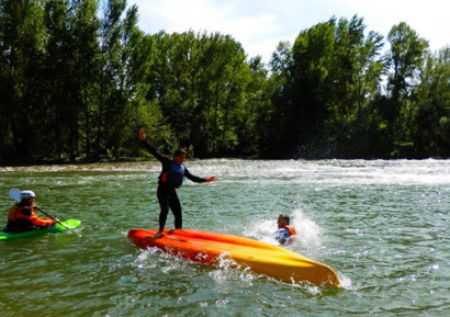 Incentive canoë-kayak joutes