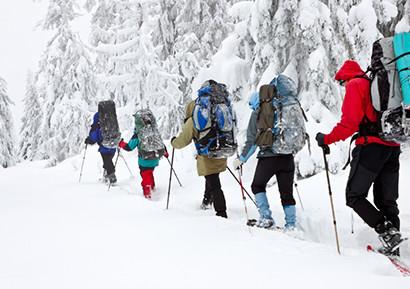 Incentive entreprise Pyrénées avec activités neige