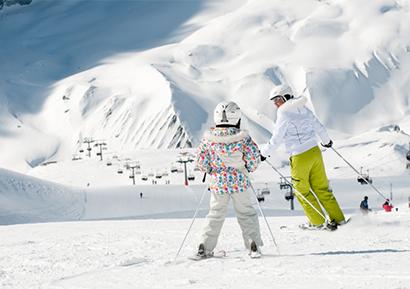 Incentive entreprise dans les Pyrénées avec activites neige