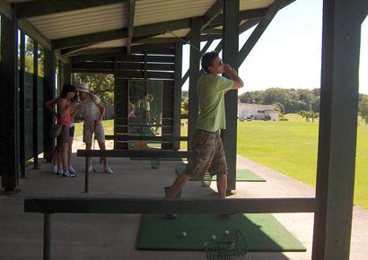 Incentive golf entreprise