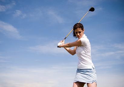 Incentive golf femme