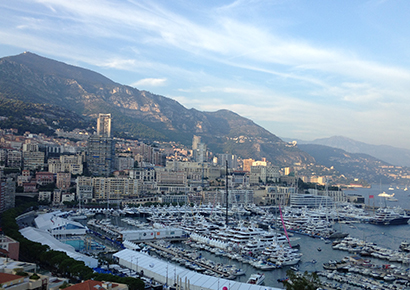 Journée Rallye urbain Monaco visite du rocher