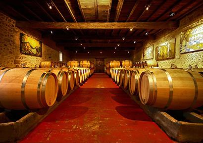 Journée dégustation vin bordeaux chais