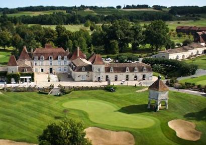 Journée golf entreprise en Dordogne 2