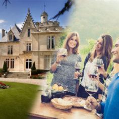 Journée dégustation vin bordeaux événementiel