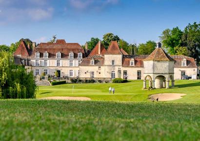 Journée golf entreprise en Dordogne
