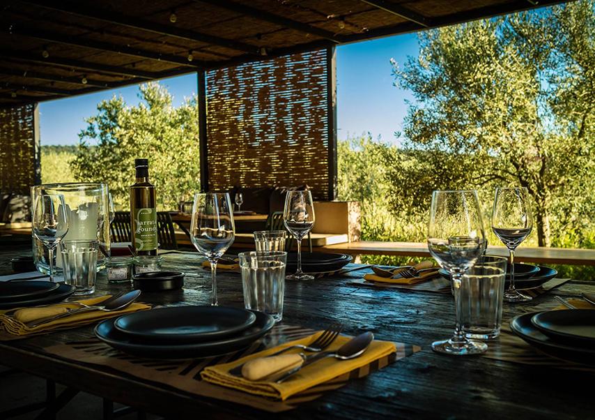 Journée détente méditerranée restaurant