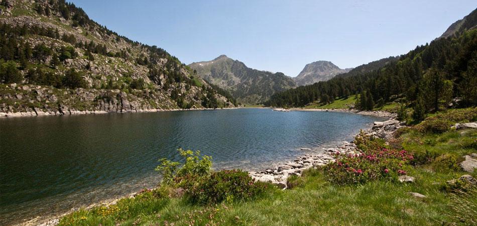 Lac d Engolasters