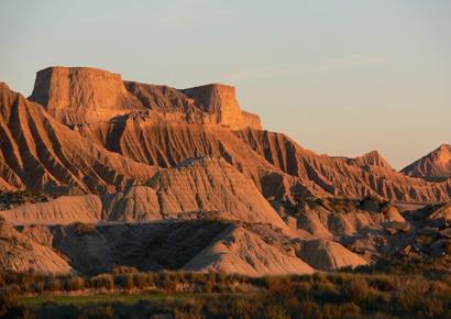 Le Desert des Bardenas Reales