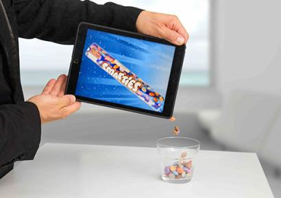 Animation magie numérique ipad