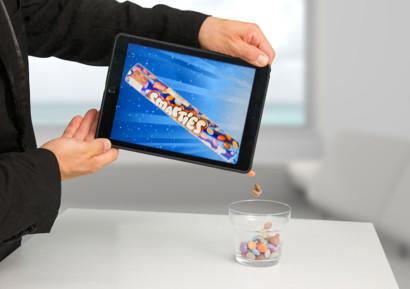 Magie numérique smarties