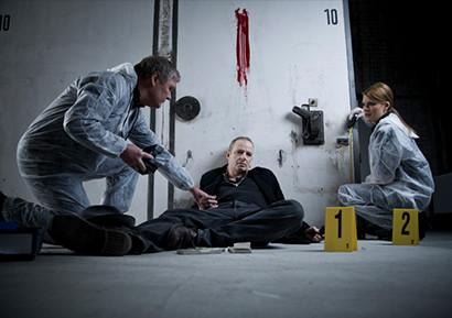 Murder Party Scene de Crime