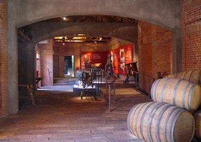 Musee du vin et de la batellerie Bergerac