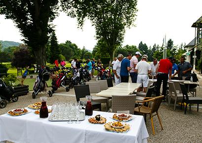 Organisation Compétition de golf amicale entreprise