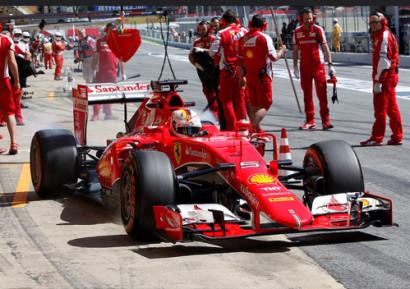 Pack VIP Grand Prix de F1 Barcelone