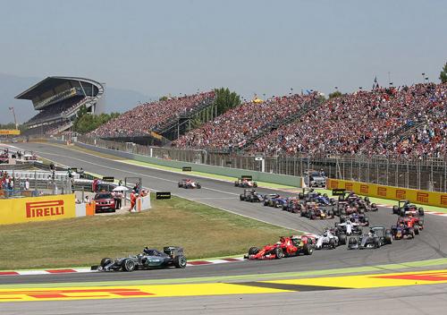 Pack VIP entreprise GP de F1 Barcelone
