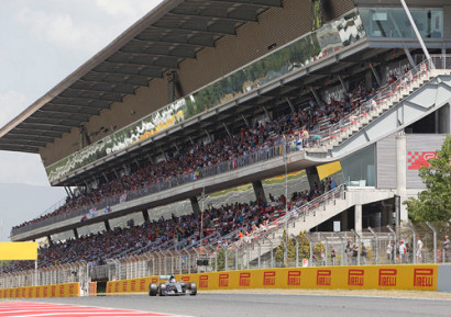 Pack VIP entreprise Grand Prix de F1 Barcelone