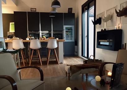 Petit-dejeuner entreprise Toulouse maison