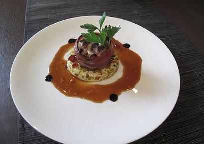 Plat cours de cuisine Toulouse