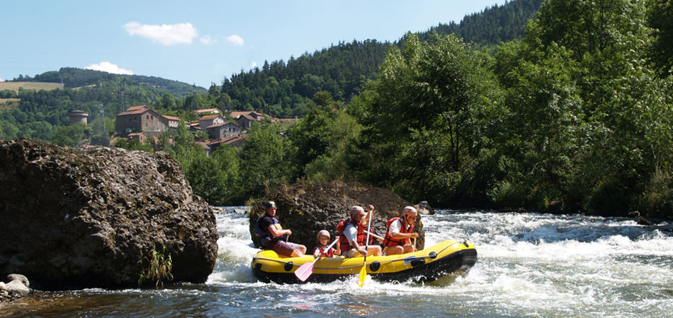 Rafting Andorre