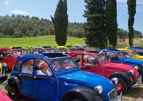 Rallye 2cv et 4x4 Toulouse