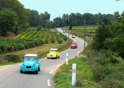 Rallye 2cv gaillac