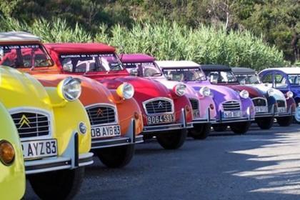 Rallye 2cv tarn