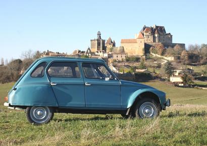 Rallye decouverte au depart de Bergerac