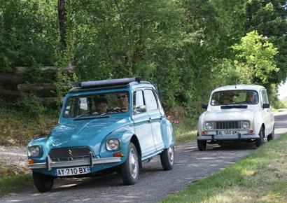 Rallye decouverte France