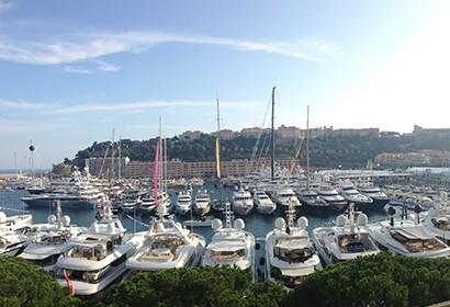 Rallye urbain à Monaco