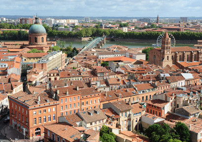 Rallye urbain Toulouse 4