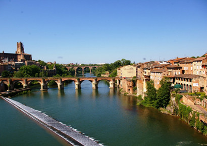 Rallye urbain Toulouse 5